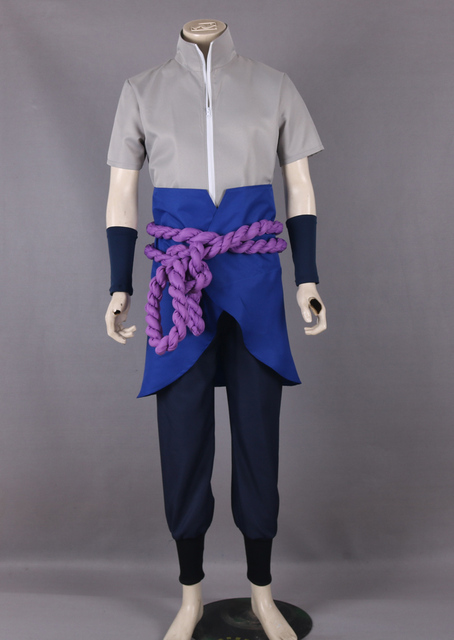 Naruto Shippuden Uchiha Costume Suit