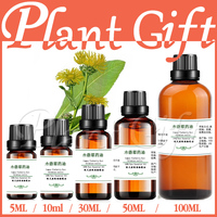 100 Pure Plant Herbal Medicine Oi Woody Fragrance Costustoot Oil Radix Aucklandiae Common Vladimiria Root