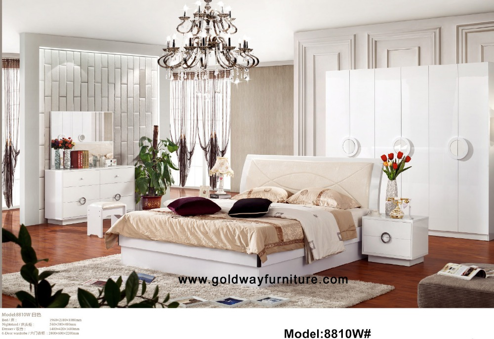 Para Quarto Nightstand 2016 Hot Sale Direct Selling Luxury Bedroom Furniture  Modern Wooden Bed Room Set Sets