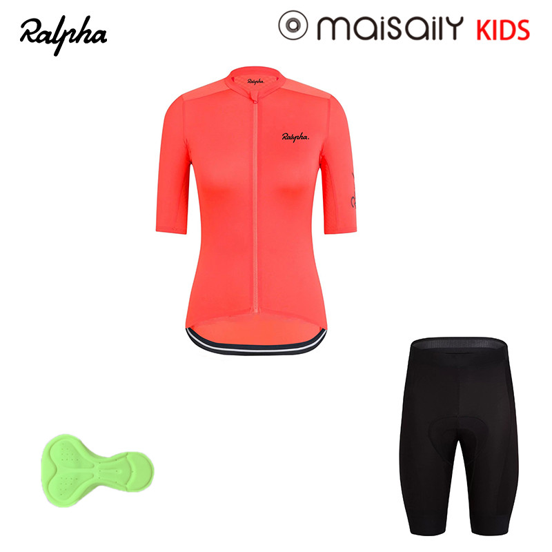 Pro Team Ralvpha Cycling Jersey Set for Kids MTB Ropa Ciclismo Riding Wear Chlid Bicycle Cycling Clothing Girl Racefiets KledingPro Team Ralvpha Cycling Jersey Set for Kids MTB Ropa Ciclismo Riding Wear Chlid Bicycle Cycling Clothing Girl Racefiets Kleding