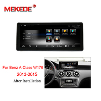 3G RAM 10.25 Android display for Mercede Benz CLA GLA A Class W176 2013 2015 GPS navigation radio stereo dash multimedia player