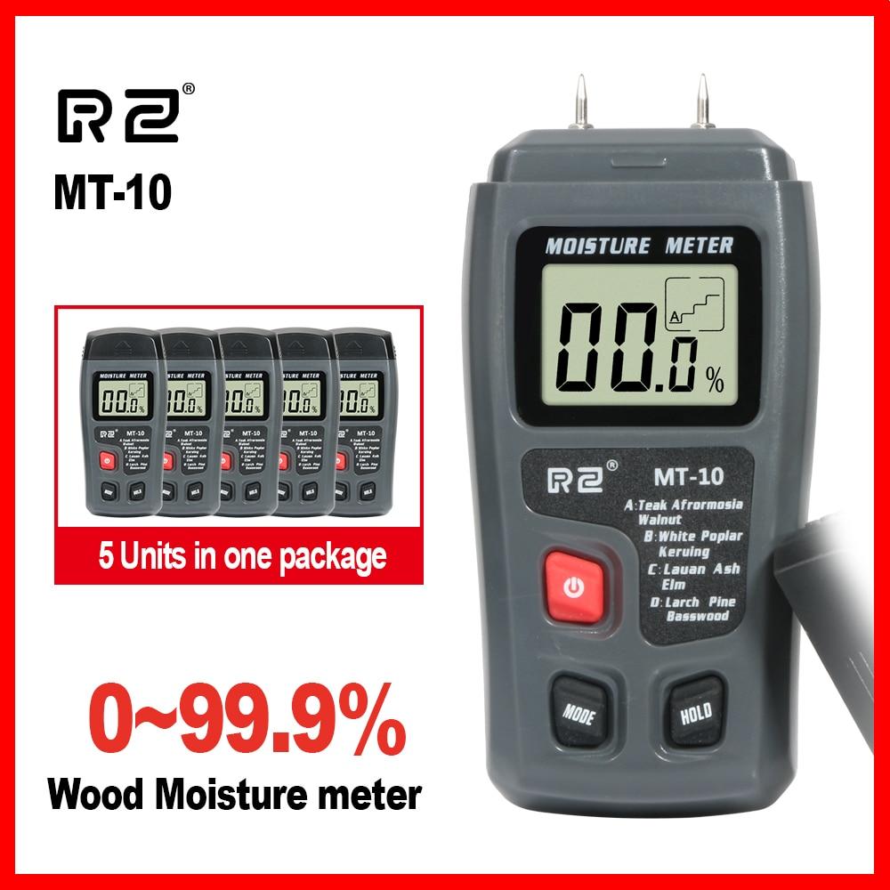 Haben Sie Einen Fragenden Verstand Rz Tragbare Hohe Präzision Holz Feuchtigkeit Meter Hygrometer Dichte Digitale Elektrische Tester Mess Werkzeug Mt10 Feuchtigkeit Meter