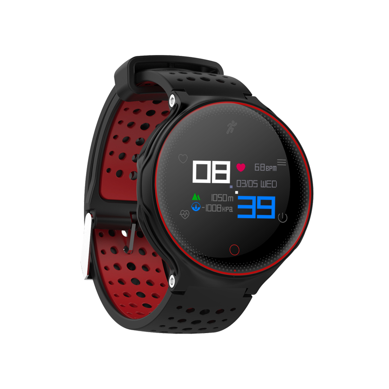 Hot sale Color Smart Watch Swim Wristband Heart Rate ...