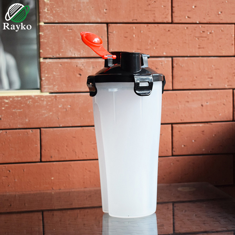 Hot New Protein Powder Shaker Bottle Cup Two In One Gym High Quality Shaker Protein milk Shaker Bottles GL52