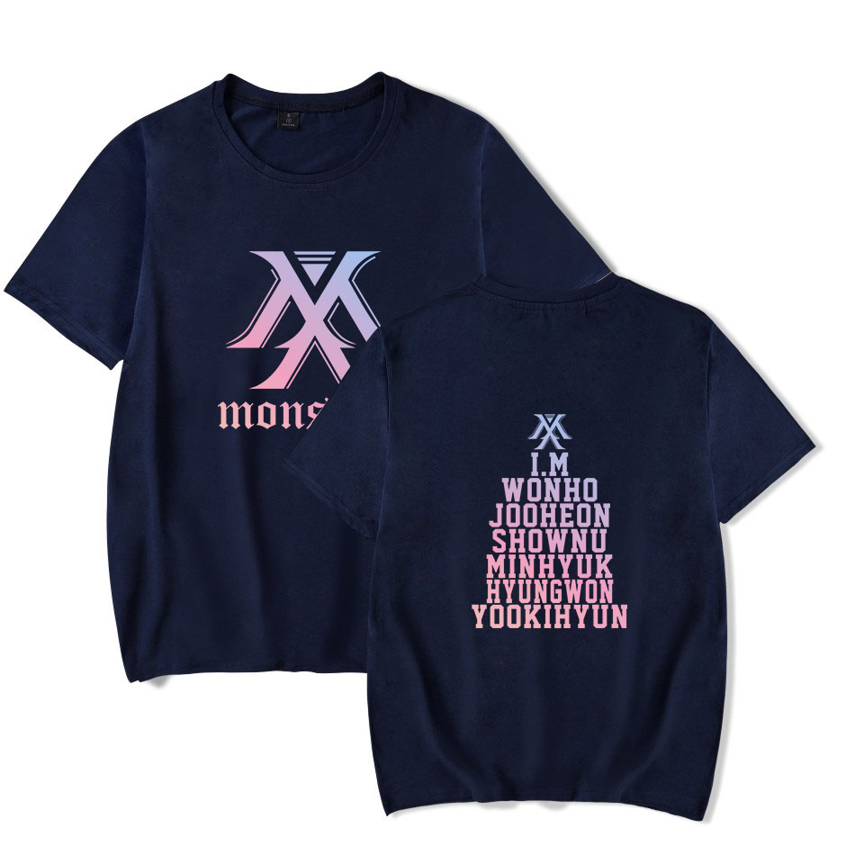 MONSTA X Logo T-Shirts 2020