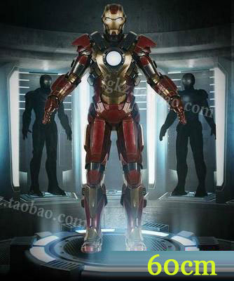 Lovely Papercraft,DIY Iron Man Mark 17,60 Cm,3D Modeling Assembly,Kids
