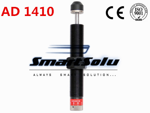 free shipping 1pcs M14x1.5 Pneumatic Hydraulic Shock Absorber Damper 10mm stroke AD 1410