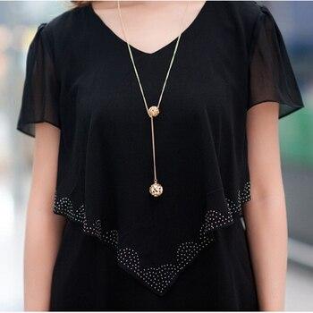 5XL Plus Size Women Clothing 2018 Chiffon Dress Summer Dresses Party Short Sleeve Casual Vestido De Festa Blue Black Robe Femme 6