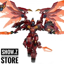 [Show. Z Store] PerfectEffect PE DX09 Мега Дракон трансформации фигурку зверь войны BW идеальный эффект