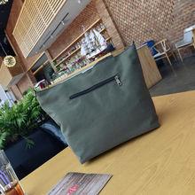 LYKANEFU Casual Women Bag Canvas Handbags Female Hobo Shoulder Bags Soft Tote Purse Shopping Handbag Large Capacity Bolsa