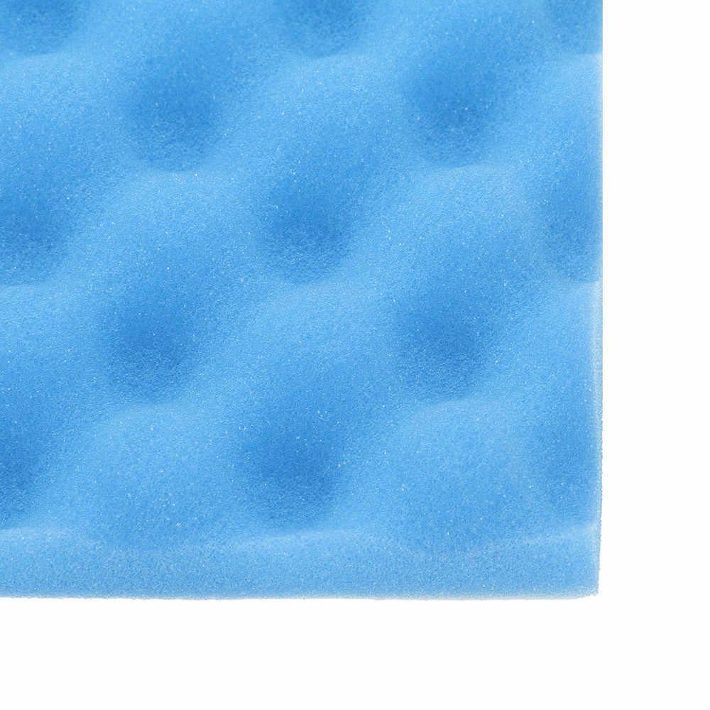 Adesivo de parede para painel acústico, espuma acústica à prova de som de absorção esponja estúdio ktv muraux de parede decorações adesivas