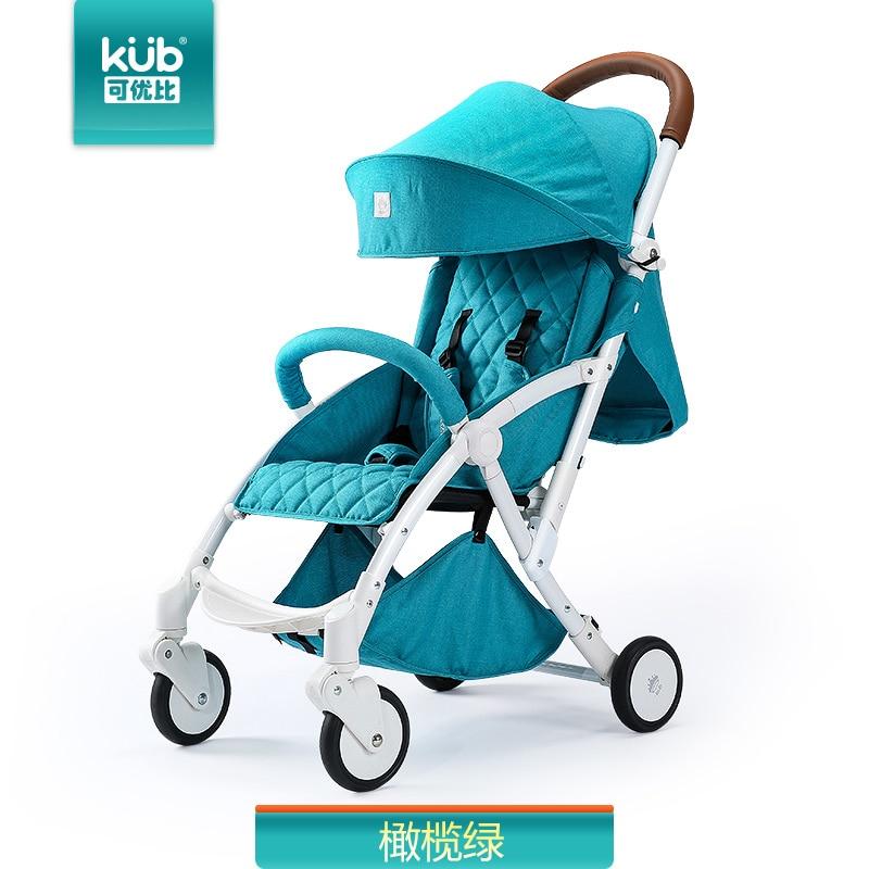 Baby stroller light folding  shock absorbers baby stroller ultra light portable shock absorbers bb child summer baby hadnd car umbrella