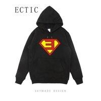 new 2018 free shipping to brazil hip hop rap Anti E EMINEM Slim Shady superman male man men pullover hoodies