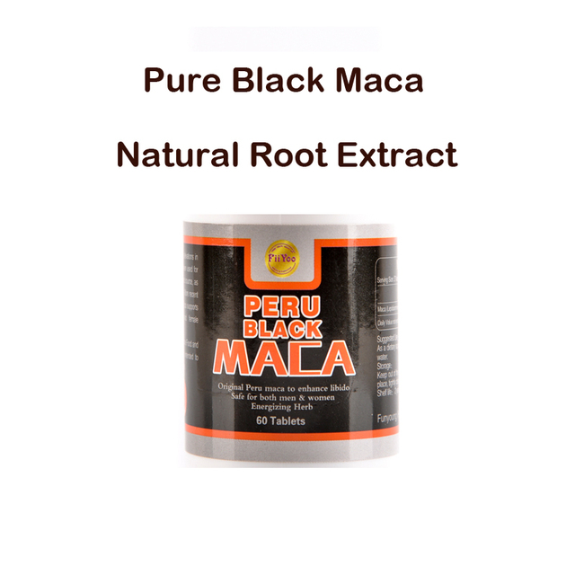 US $9 51 59% OFF|FiiYoo Peruvian black Maca Root Extracts energy booster  lift butt health improvement for men & women-in Slimming Product from  Beauty
