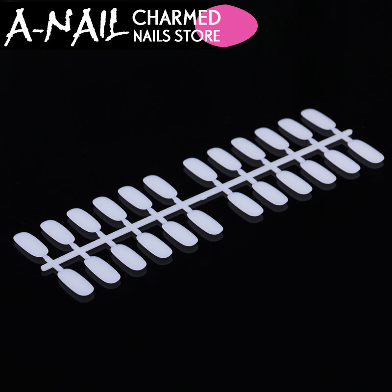 все цены на NEWBY 5pc/lot Professional Nail Gel Polish Display Book Chart & 120 tips Natural Color Nail Art Salon set for nail art онлайн