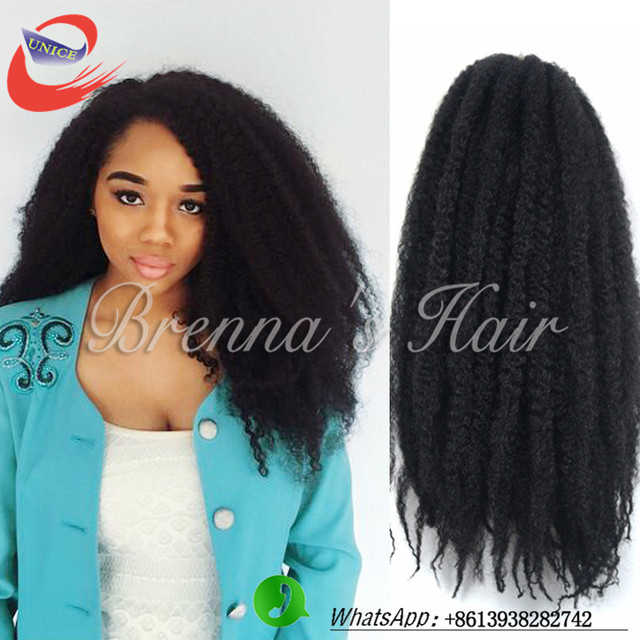 Kinky Marley Hair Extension Marley Braid Hair Crochet Braids Hair