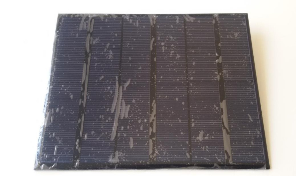 Solar panel 3.5W 6V with USB top quality polycrystalline solar charger for cell phone 5V device and battery