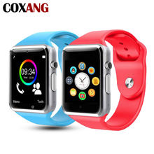 COXANG Smart Watch For Children Kids Baby Watch Phone 2G Sim Card Dail Call Touch Screen Waterproof Smart Clock Smartwatches(China)