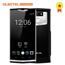"Oukitel K10000 Pro Android7.0 4G Handy 5,5 ""FHD Octa-core 3 GB RAM 32 GB ROM MTK6750T 12 V/2A Fingerprint 10000 mAh Smartphone"