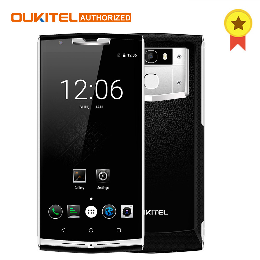 Oukitel K10000 Pro Android7.0 4G Handy 5,5