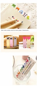 Image 4 - 36 pcs/Lot One point marker Post memo notes Animal birds cat penguin music marker stationery office  School supplies A6783