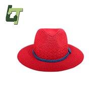 Podróż Życzeń Duże Okapy Hat 2017 Wszystkie Mecze Zewnątrz Wiosna Lato Beach Holiday Anty Ultrafioletowe Czerwony Kapelusz Podróży Czapki Dla Kobiet