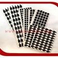 50 лист/много антистатические Тепловыделение Film Scanner Стикер ЖК-Экран Qr-код Ремонт Часть для iPhone 5 5S 6 Plus/6 s плюс