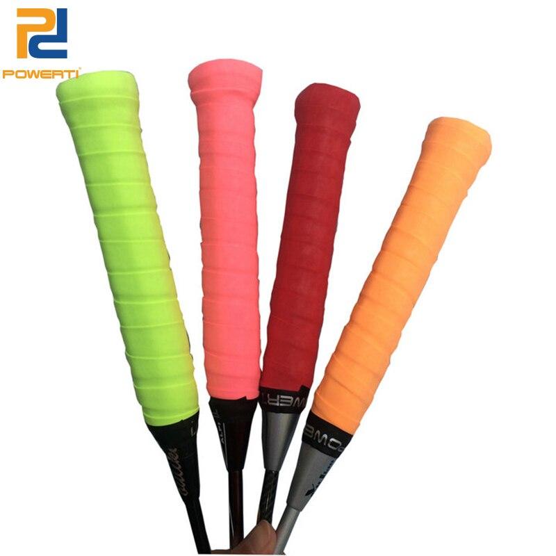POWERTI 6pcs / lot suhi torbica za tenis lopar prekrivni znoj visoko - Loparji