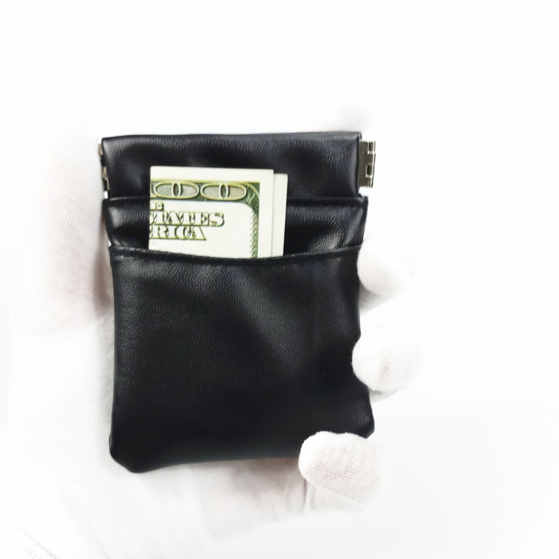 2018 New Fashion Solid Pu Leather Coin Purse Women Men Small Mini Short Wallet Bags Change Little Key Card Holder Black Business men women zipper pu leather mini purse wallet id credit card holder case organizer coin money bags multifunction new short solid