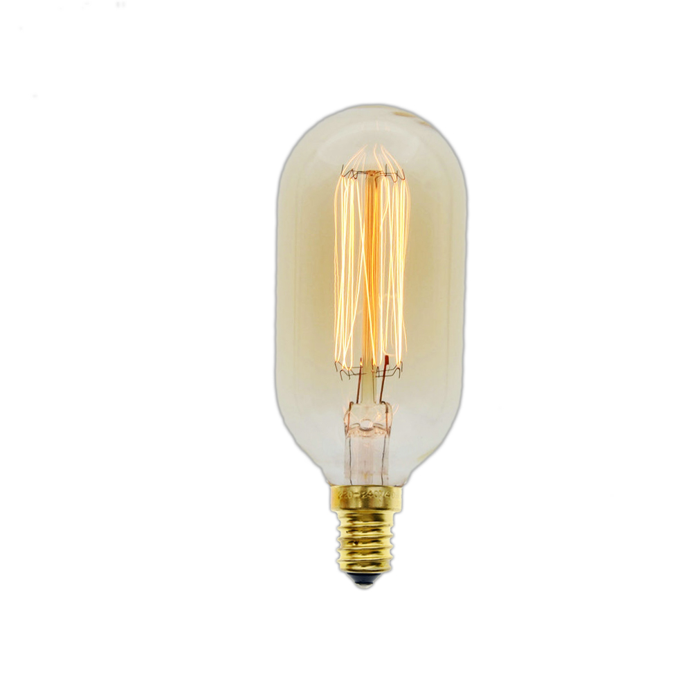 E14 Edison Bulbs Retro Incandescent Vintage Lights Bulb tungsten filament lamps Bulbs For Pendant Lights 220V
