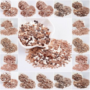 Mix Size Champagne Sequin 3mm