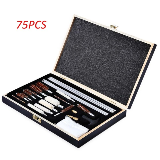 Universal Gun Cleaning Kit For Rifle Pistol Handgun Shotgun Professional Gun Cleaning Set Gun Brush Tool Hunting Accessories