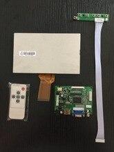 Buy 7 Inch Raspberry Pi LCD Display Monitor 800X480 7″ TFT LCD Display and driver board for Raspberry Pi 3 2B B
