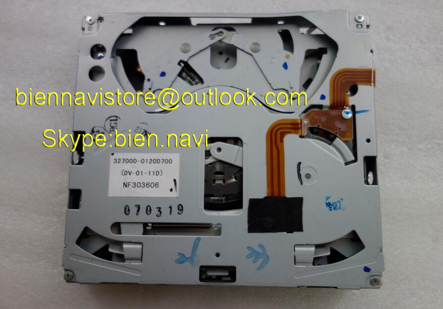 Becker DVD-ROM DVD mechanism Loader DV-01-11D HPD-3050 for Mercede W211 NTG1 COMAND APS navigation car audio radio systems original new den so dvd navigation mechanism rae3370 for toyo ta b9004 b9001 vw mercedes lexuss audi 2g car audio gps