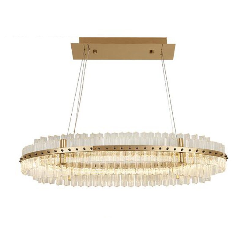 chrome gold 35W LED crystal chandelier lighting luxury chandeliers for dinning room living room crystal light fixture new luxury modern crystal chandeliers led living room chandelier lighting fixtures gold plated hanging lights with glass shade