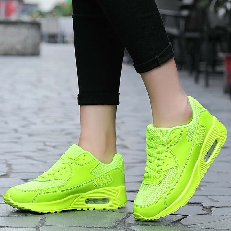 Plus Size New Women Shoes Spring Women Vulcanize Shoes Fashion Sneakers Women Breathable Mesh Women Flats Sneakers Shoes Felmale