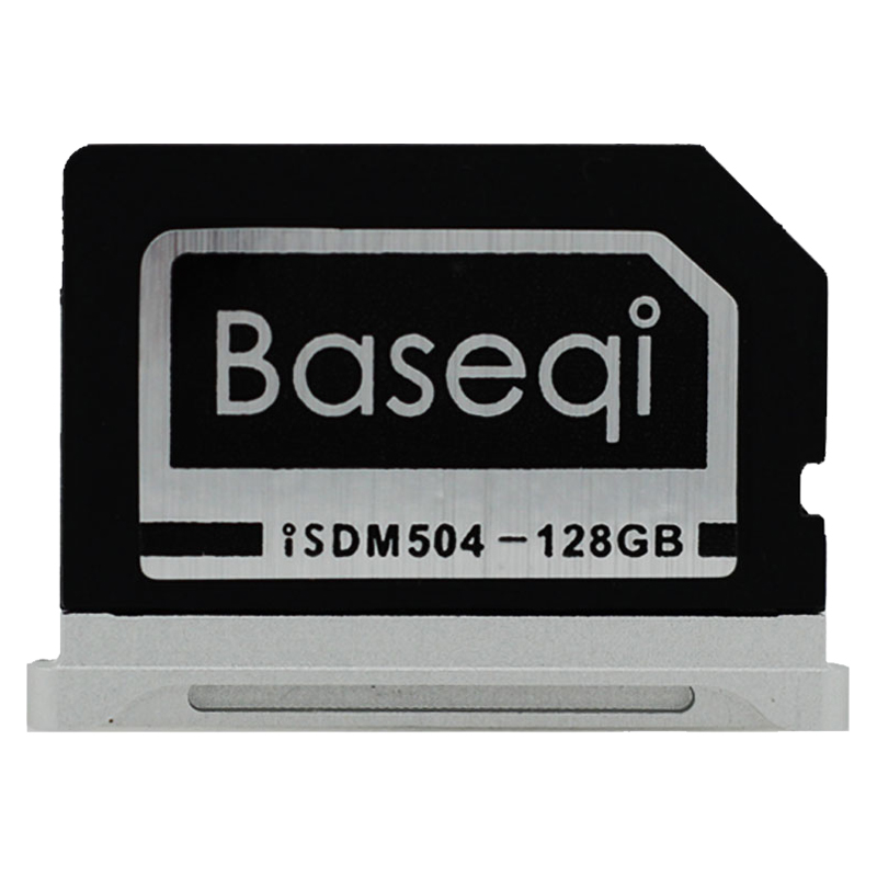 Baseqi Ninja Stealth Drive 128GB Aluminum Minidrive for Macbook Pro Retina 15inch(Year Late 2013 /and After) new portable handheld metal microscope loupe 60x with led light illumination free shipping