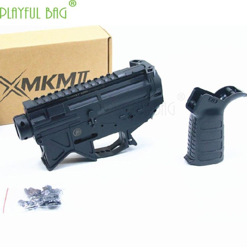 Initial 556 Case Star Corner Edition J8 Wave Box 4 Generation Laser Lithography Dumb Black Water Bullet Gun Refitted Shell Oj27