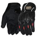 New Pro Biker Motorcycle Gloves Full Finger Motorbike Motocross Soft Slip Hard Shell Buffer Design Protective Gear Glove For Men