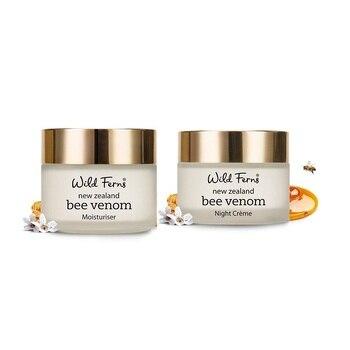 NewZealand Parrs Manuka Honey Bee Venom Face Care Moisturizer Night Cream Anti Wrinkle Moisturizing Face Lift Tightening Firming foreo farm to face collection mask for face manuka honey