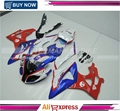 Motorrad Italia Fairings for BMW S1000RR Year 11-14 2011 2012 2014 ABS Motorcycle ZXMT Fairing Kit Motorbike Fairings Cowling
