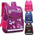 Kinder Schule Taschen Orthopädische rucksack Für Mädchen Jungen Wasserdichte Rucksäcke 3 größen Buch tasche Kleinkind Rucksack Mochila escolar
