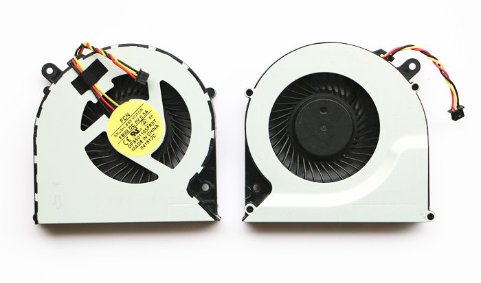 SSEA Brand New CPU Cooling Fan for TOSHIBA L850 C850 C855 C870 laptop fan 3 pin image