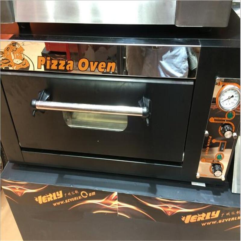 220 V 500 degrés Celsius Commercial four électrique professionnel four à Pizza cuisson four faisant gâteau pain Pizza oeuf tarte four