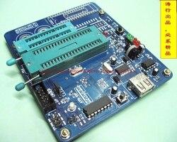 Бесплатная доставка USB интерфейс AVR Высокое напряжение реставратор предохранителя программатор AVR M8/M16 параллельный программатор STK500