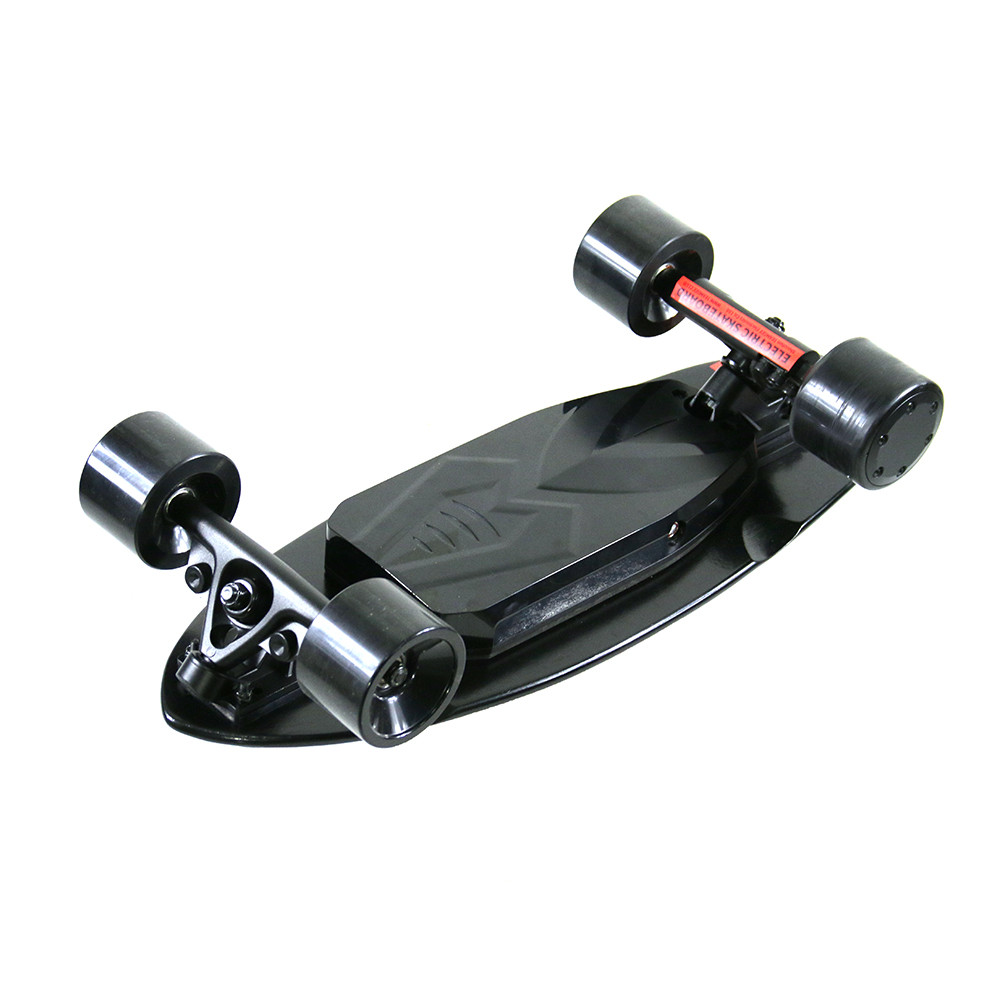 Electric Skateboard w/ Four Wheel Boost & Wireless Remote Control 4