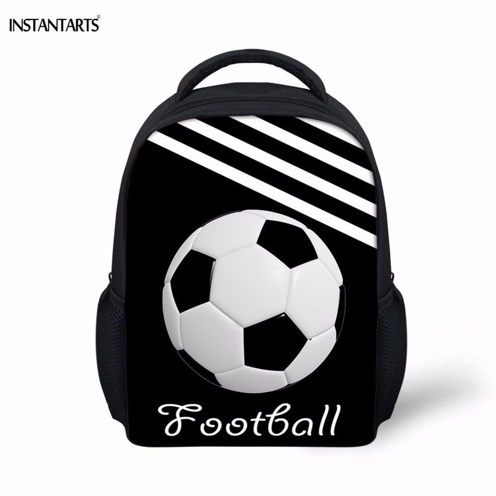 Ceiling Lights & Fans Forudesigns Fashion Children School Bags 3d Foot Ball Soccerly Pattern Orthopedic Backpack Schoolbag For Boys Teenagers Kids