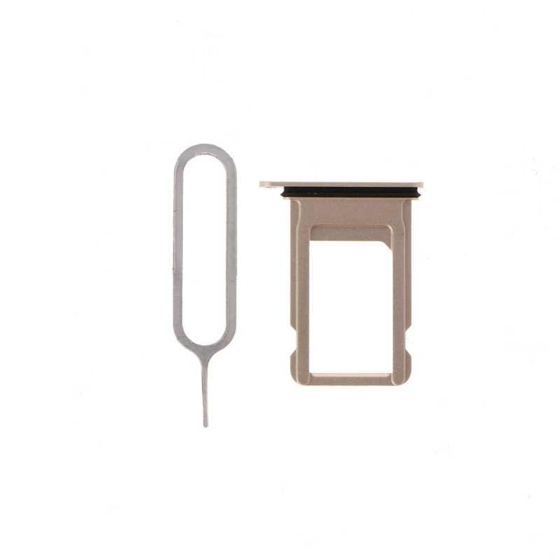 Замена держателя лотка для sim-карт с лотком с открытым эжектом Pin для Apple iPhone 7