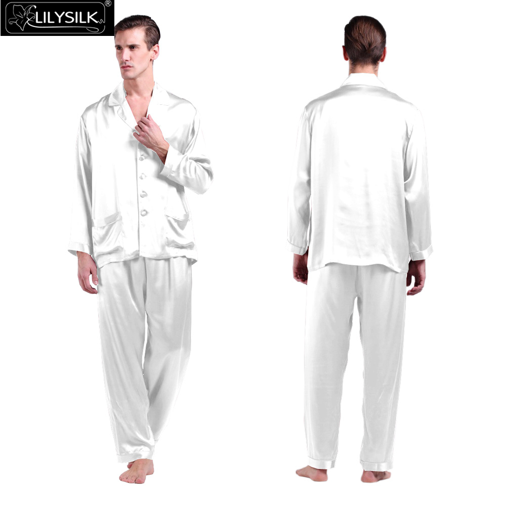 1000-white-22-momme-long-silk-pants-for-men