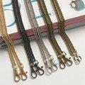 2pcs/lot 120cm 140cm Women Clutch Bags Chain strap blets Shoulder Bag Purse Organizer Evening Party Handbags wallet chain handle